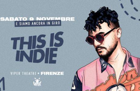 This is indie