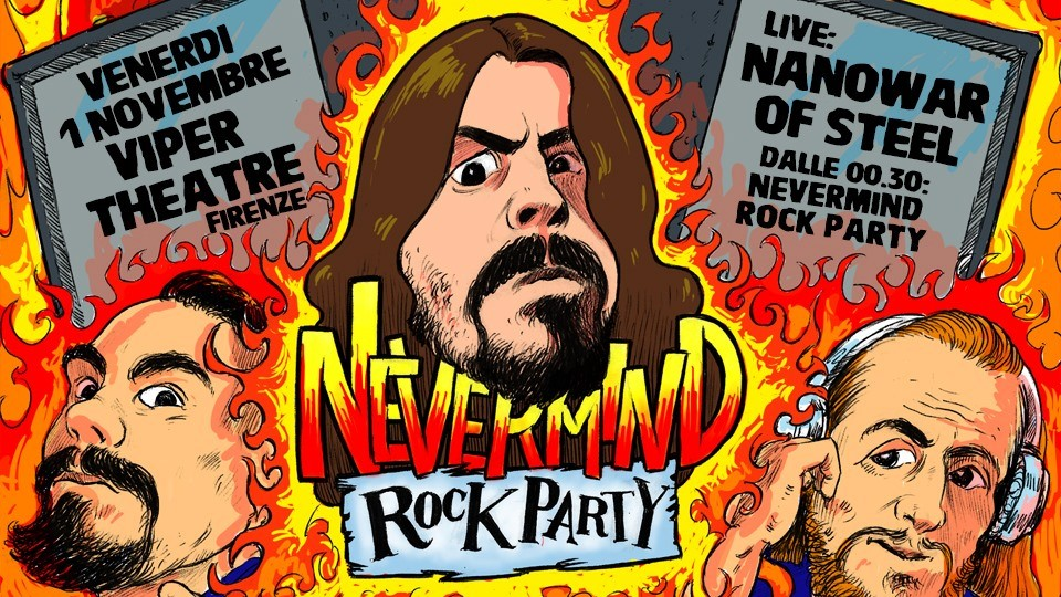 nevermind rock party